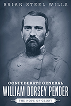 Confederate General William Dorsey Pender - Cover