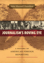 Journalism's Roving Eye - Cover