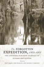 The Forgotten Expedition, 1804-1805 - Cover
