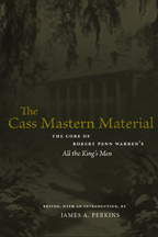 The Cass Mastern Material - Cover