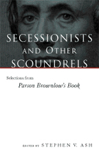 Secessionists and Other Scoundrels - Cover