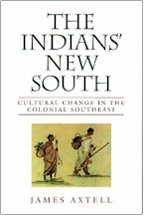 The Indians' New South - Cover