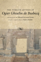 The Turkish Letters of Ogier Ghiselin de Busbecq - Cover