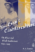 Jim Crow's Counterculture - Cover