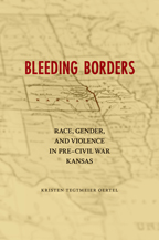 Bleeding Borders - Cover