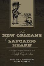 The New Orleans of Lafcadio Hearn - Cover