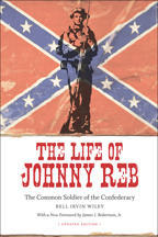 The Life of Johnny Reb - Cover