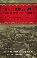 The Crimean War - Cover