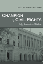 Champion of Civil Rights - Cover