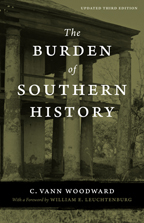 The Burden of Southern History - Cover