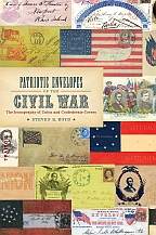 Patriotic Envelopes of the Civil War - Cover