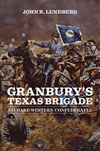 Granbury's Texas Brigade - Cover