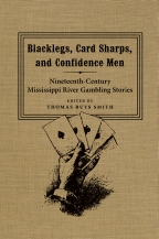 Blacklegs, Card Sharps, and Confidence Men - Cover