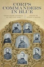 Corps Commanders in Blue - Cover