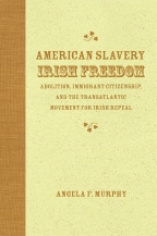 American Slavery, Irish Freedom - Cover