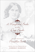 A Maryland Bride in the Deep South - Cover