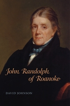 John Randolph of Roanoke - Cover
