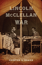 Lincoln and McClellan at War - Cover