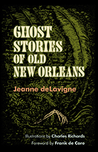 Ghost Stories of Old New Orleans - Cover