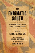 The Enigmatic South - Cover
