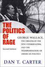 The Politics of Rage - Cover