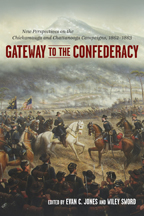 Gateway to the Confederacy - Cover