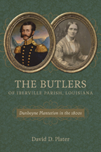 The Butlers of Iberville Parish, Louisiana - Cover