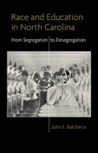 Race and Education in North Carolina - Cover