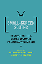 Small-Screen Souths - Cover