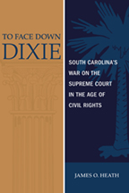 To Face Down Dixie - Cover