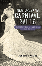 New Orleans Carnival Balls - Cover