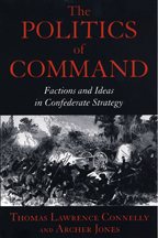 The Politics of Command - Cover