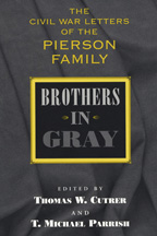 Brothers in Gray - Cover