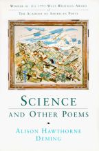 Science and Other Poems - Cover
