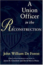 A Union Officer in the Reconstruction - Cover