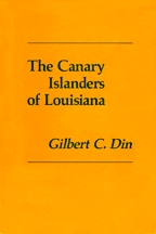 The Canary Islanders of Louisiana - Cover