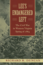Lee's Endangered Left - Cover