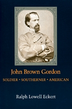John Brown Gordon - Cover