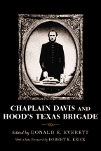 Chaplain Davis and Hood's Texas Brigade - Cover