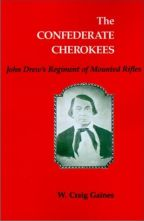 The Confederate Cherokees - Cover