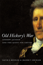 Old Hickory's War - Cover
