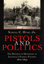 Pistols and Politics - Cover