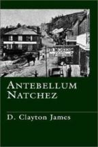 Antebellum Natchez - Cover