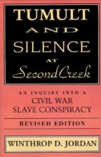 Tumult and Silence at Second Creek - Cover