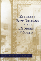 Literary New Orleans in the Modern World - Cover