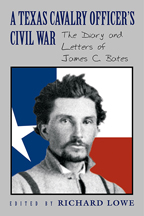 A Texas Cavalry Officer's Civil War - Cover