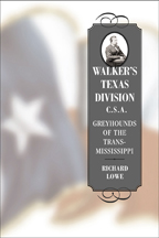 Walker's Texas Division, C.S.A. - Cover