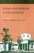 Science and Medicine in the Old South - Cover