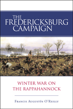 The Fredericksburg Campaign - Cover