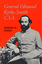 General Edmund Kirby Smith, C.S.A. - Cover